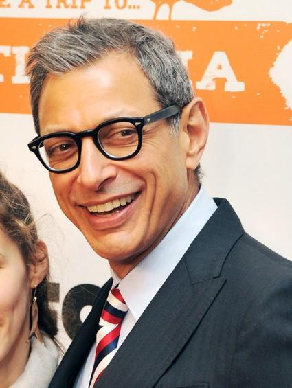 Jeff Goldblum Will Play Rachel Berry's Gay Dad On GLEE
