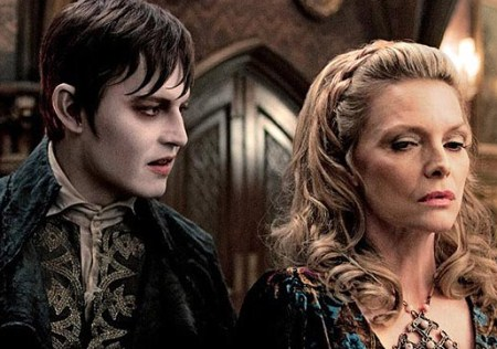 Johnny Depp As Barnabus Collins In Dark Shadows Movie Is Unrecognisable (Photo)