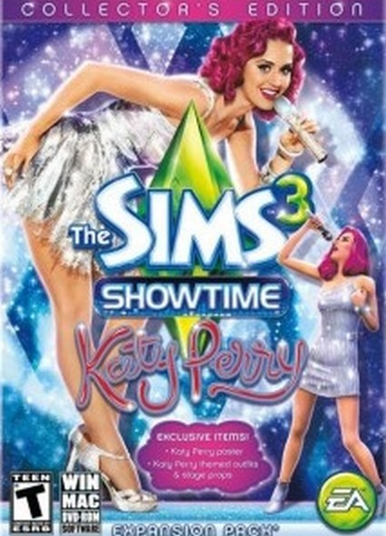 Katy Perry Has Been Turned Into a SIM Computer Game Character