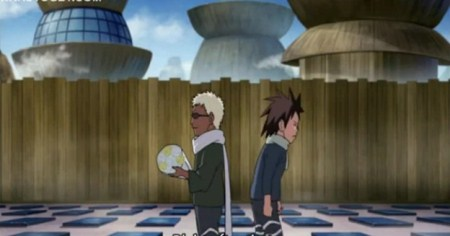 Anime Review: Naruto Shippuden Episode 244 'Killer Bee and Motoi's Past'