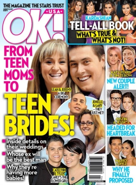 From Teen Moms To Teen Brides (Photo)