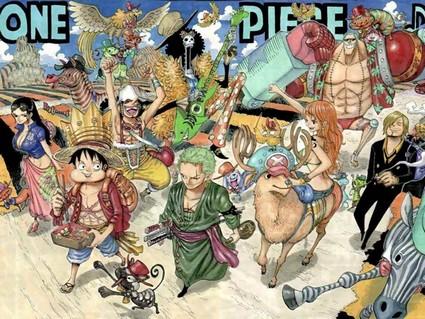One Piece's New Film Plot