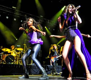 Selena Gomez Rocks Puerto Rico