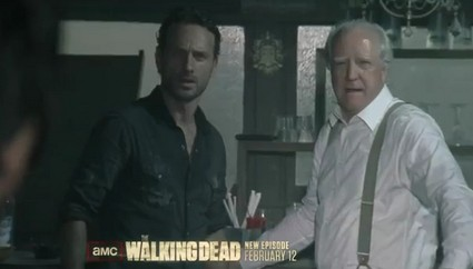 Two New Characters In The Second Half Of Season 2 on 'Walking Dead'