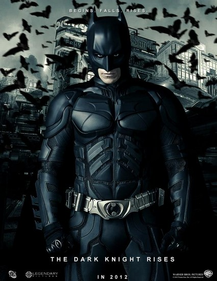 The Dark Knight Rises, Tickets on Sale and Already Selling Out!?
