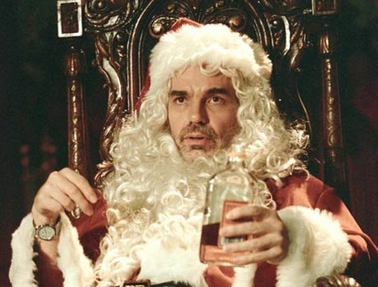Billy Bob Thorton doing 'Bad Santa 2'