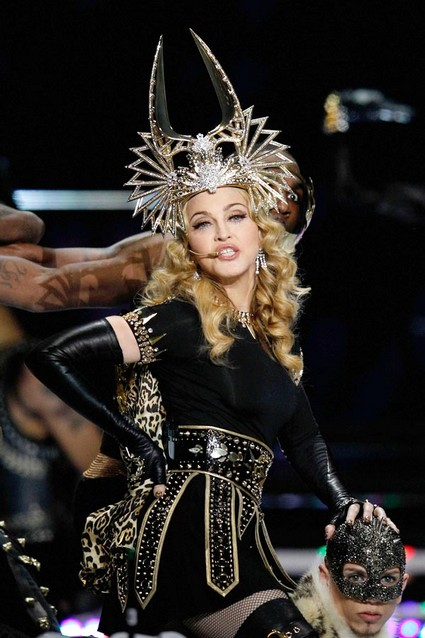 LIST HERE: Madonna Has Announced her 2012 World Tour