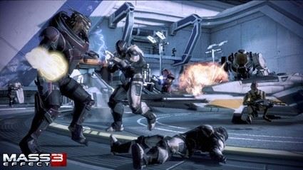 Game Review: Mass Effect 3 Demo First Impressions