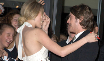 Taylor Swift and Zac Efron Duet, Deny Dating Rumors