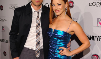 Drew Seeley Proposes to Amy Paffrath