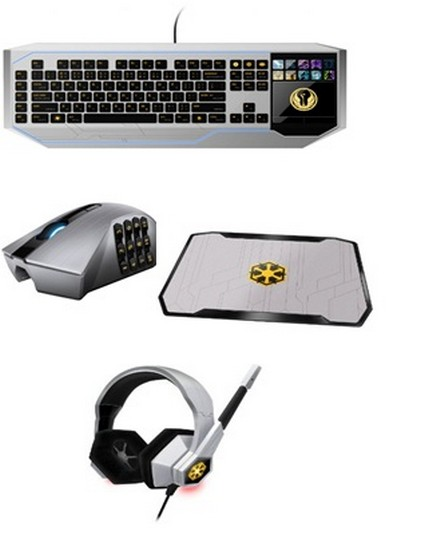 Star Wars: The Old Republic Gaming Gear
