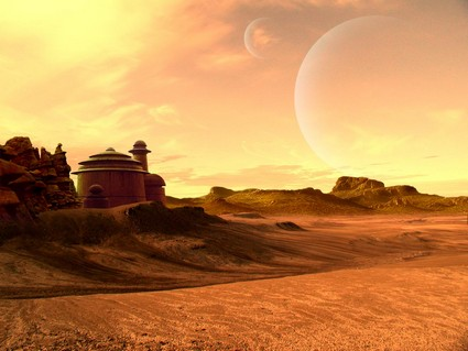 Star Wars: You Can Have a Vacation in Tatooine!