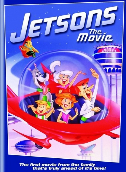 Live Action The Jetsons Movie In the Making?