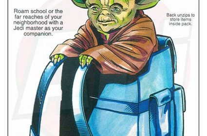 Star Wars Stuff Rejected (Photos)