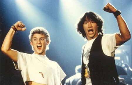 'Bill and Ted 3' The Script Is Complete