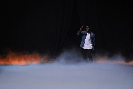 Kanye West is a Coward on the 'Catwalk'
