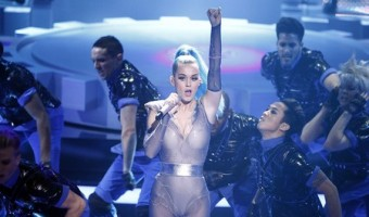 Katy Perry Says 'No' To Bullying
