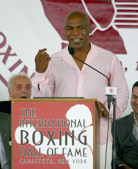 Mike Tyson: The Truth Comes Out in Las Vegas