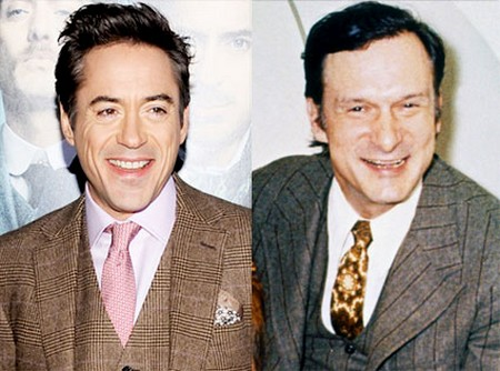 'Hugh Hefner' The Movie with Robert Downey Jr.?
