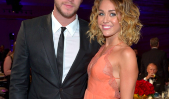 Miley Cyrus and Liam Hemsworth at Auction, Wedding Ring?
