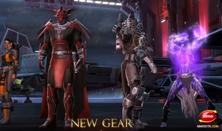 Star Wars: The Old Republic Update 1.2