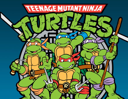 Ninja Turtles Are No Longer Teenagers?