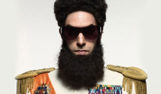 New Trailer for The Dictator