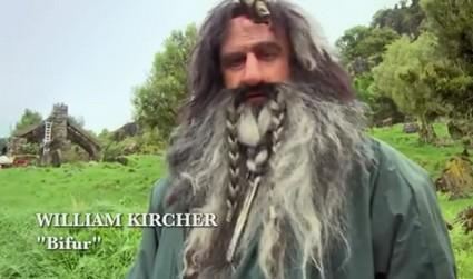 'New' Peter Jackson's behind the Scenes of The Hobbit
