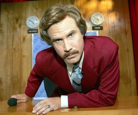 Changes coming for the Anchorman's Ron Burgundy