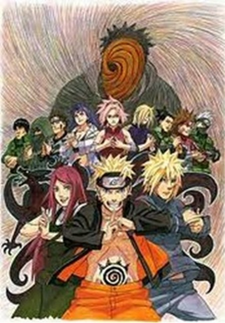 Teaser Released for Naruto the Movie: Road to Ninja