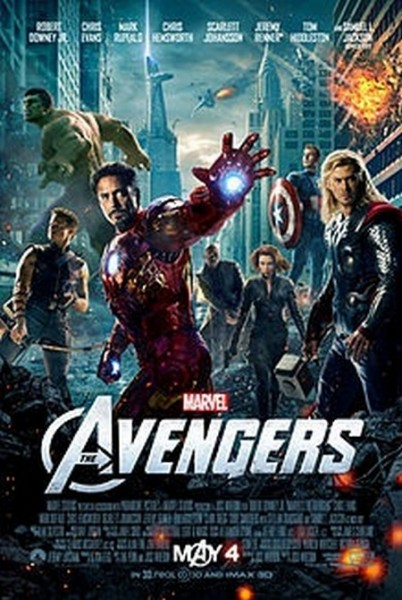 The Avengers New Clip 'Headcount' (Video)