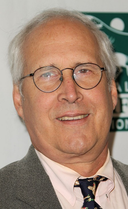 First Charlie Sheen now Chevy Chase?