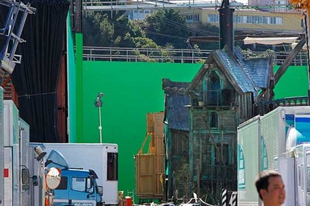 Sneak Peek at the Hobbit Set
