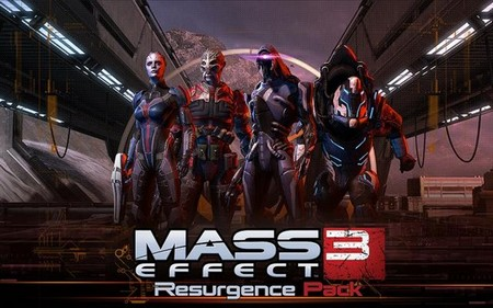 Mass Effect 3 Free DLC Resurgence Pack