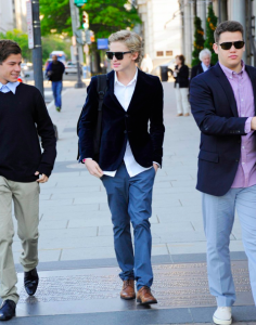 Cody Simpson Performed at White House
