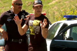 Zac Efron Arrested on 'Punk'd'