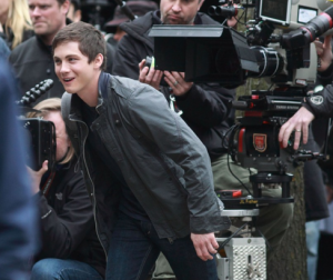 Filming Continues on Percy Jackson & the Olympians