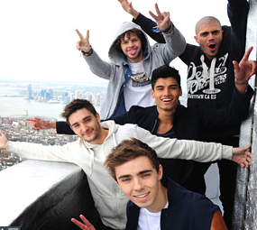 The Wanted Takes Over America