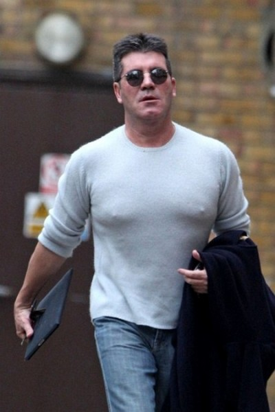 Simon Cowell Robbed by One Night Stand