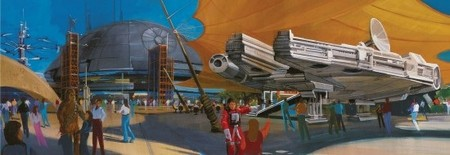 Star Wars Coming To Disneyland Paris