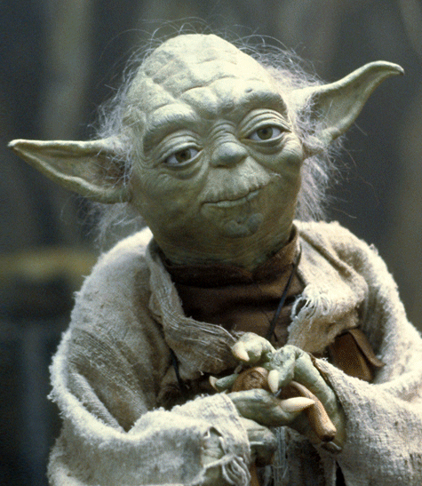 Proper Syntax Screws With Yoda