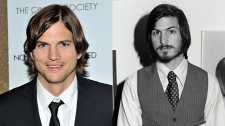 April Fools! Ashton Kutcher, to Play Steve Jobs in Movie?