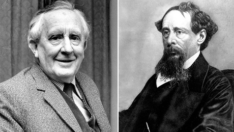 Tolkien and Dickens Join Forces