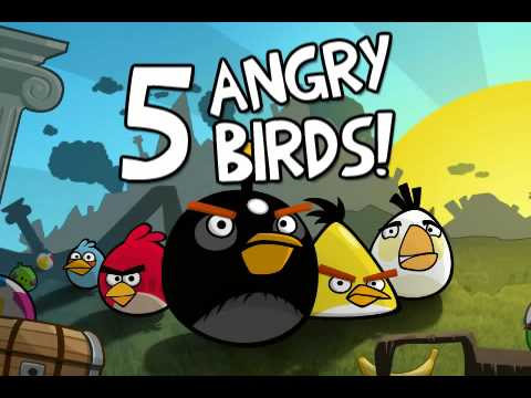'Angry Birds' Breaks World App Record