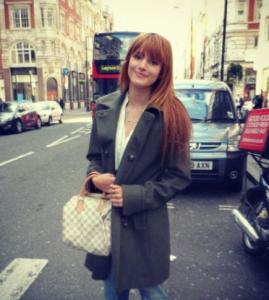 Bella Thorne and Zendaya Hit London