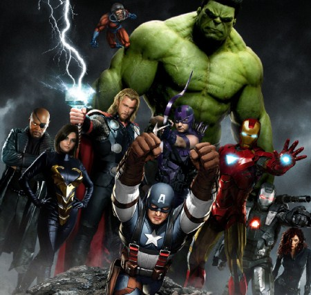 The Avengers Is Third Biggest Movie Ever