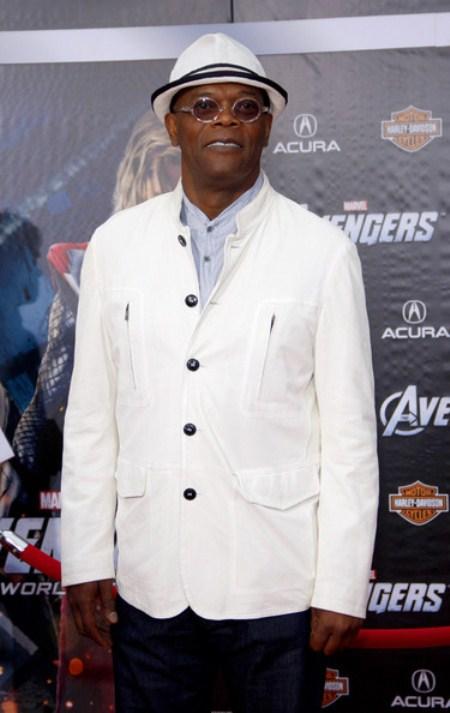 Samuel L. Jackson in Robocop Remake