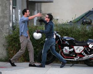Josh Hutcherson Talks the Casting of Finnick