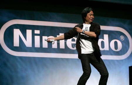 Shigeru Miyamoto Want To Create A First Person Shooter