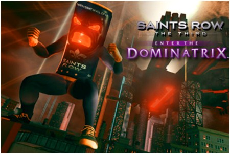 Enter The Dominatrix For Saints Row: The Third Is Cancelled